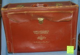 Brown And Williamson Tobacco Products Case
