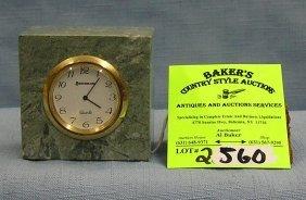 Vintage Bench Mark Pocket Knives Clock