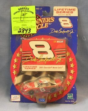 Vintage Nascar Dale Earnhardt Jr. #8 Race Car