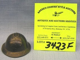 Wwi Style Miniature Helmet