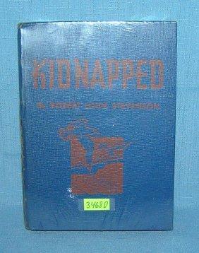 Kidnapped By Robert Louis Stevenson 1935