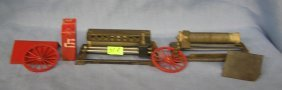 Antique And Vintage Train And Toy Collectibles