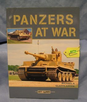 Panzers At War By Michael And Gladys Green