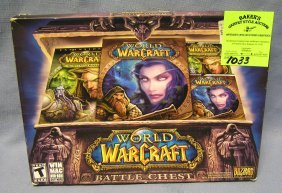 World Of Warcraft Battle Chest Game