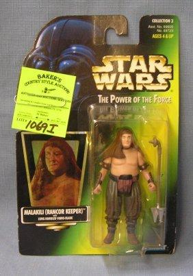 Star Wars Action Figure: Malakili Rancor Keeper