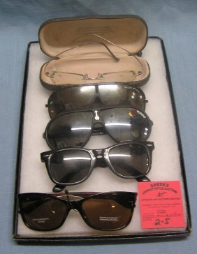 Group Of Miscellaneous Eyewear