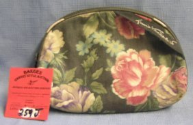 Gloria Vanderbilt Make Up Case