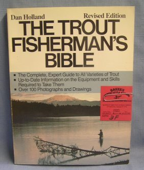 Don Holland's Trout Fisherman's Bible