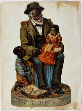 (black Americana - Advertising)