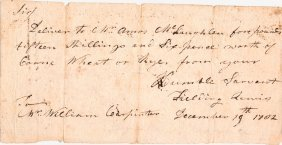 (family Of George Washington) Fielding Lewis Ii And