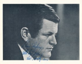 """Theodore """"ted"""" Kennedy"""