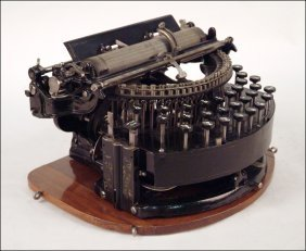 NATIONAL TYPEWRITER.