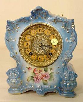 Gilbert # 417 China Case Clock NR