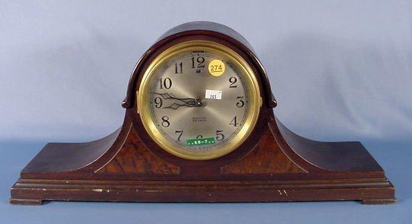 274 Hamilton Sangamo Electric Mantel Clock Style 5720