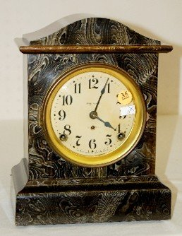 Seth Thomas T & S 8 Day Mantel Clock