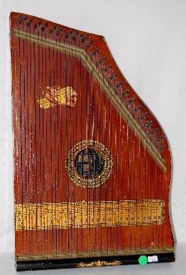 Mandolin Harp W/Original Decals