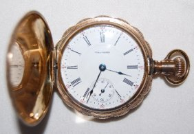 Waltham 15J, 18S, LS, GF, HC Pocket Watch
