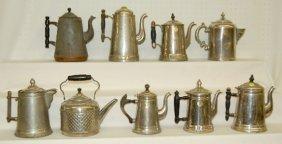 9 Antique & Vintage Coffee Pots & Teapots