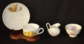 Crooksville China & Royal Chelsea Collectibles