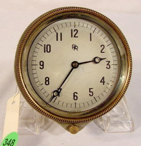 Rolls Royce Car Clock By Smiths, England NR