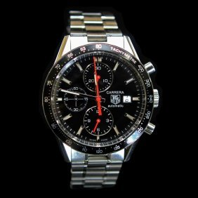 Tag Heuer Carrera Calibre 16 Chrono Automatic Mens