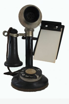 Vintage Candlestick Phone