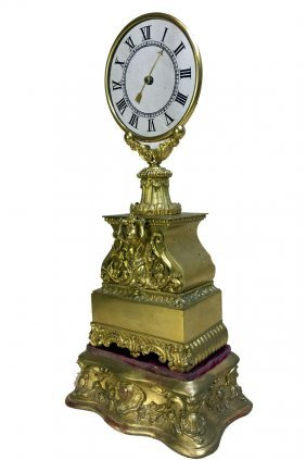 Houdin Mystery Clock