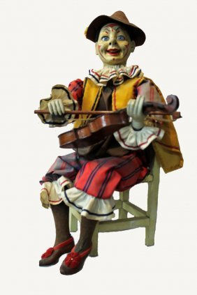 Clown Automaton