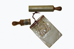Patent Model For Rolling Pin