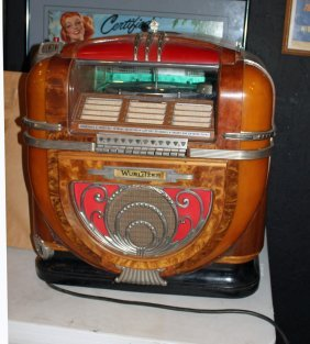 Model 71 Jukebox