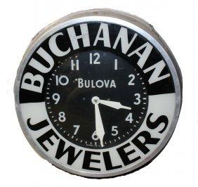 Buchanans Clock