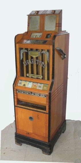 Cigarette Machine
