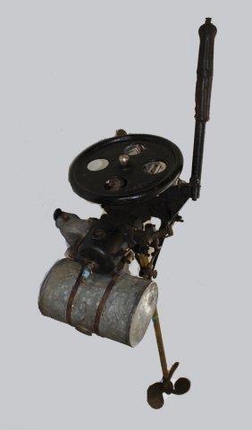 Early Boat Motor