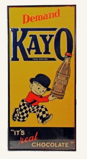 Kayo Advertisement