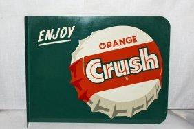 Orange Crush Flange