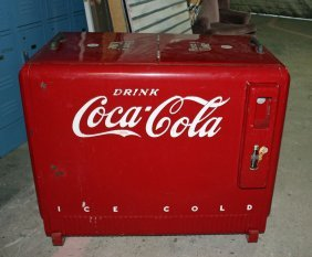 Large Coke Chest