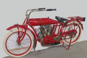 1914 Indian Model F Twin