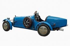 1927 Bugatti Recreation