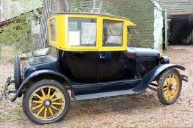 1923 Willys Overland