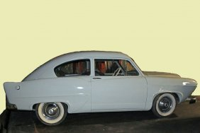 1951 Henry J Coupe