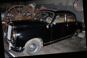 1955 Mercedes 180