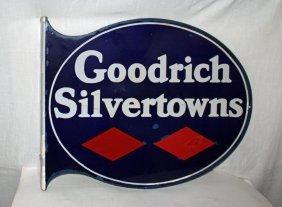 Goodrich Silvertowns Sign