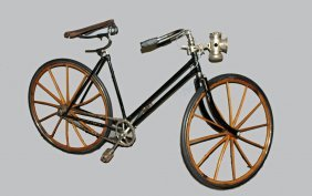 Early Safety Bicycle