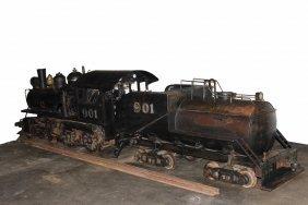 Mine Train Engine