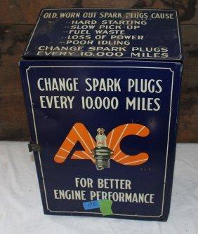 Ac Spark Plugs Cabinet