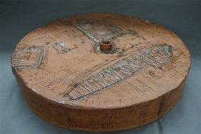 Finn Lynggaard (denmark) Studio Art Pottery Vase