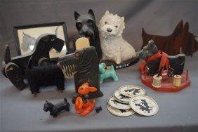 Vintage Scottie Dog Collection