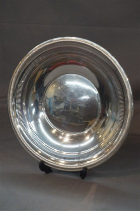 Kenilworth Sterling Silver Tray
