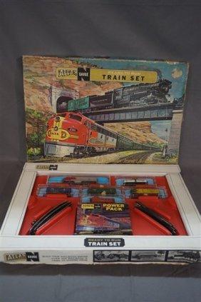 Atlas N Gauge Ready To Run Train Set