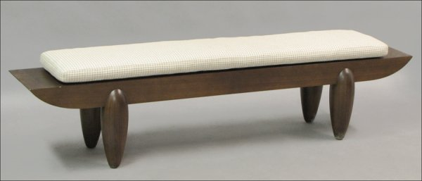 CHRISTIAN LIAGRE HOLLY HUNT BENCH Lot 811055